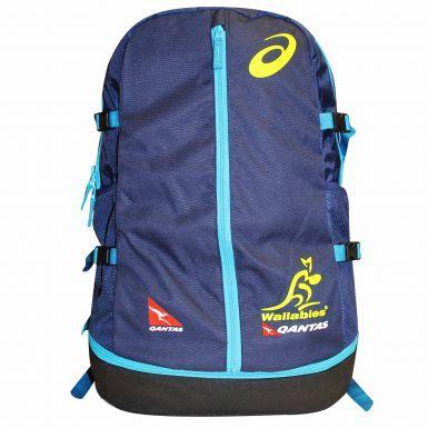 Australia Wallabies Rugby Crest Premium Rucksack by ASICS