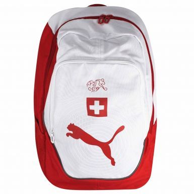 Official Switzerland (Schweiz) Football Rucksack by Puma