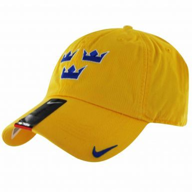 Official Sweden (Sverige) Ice Hockey Cap by Nike