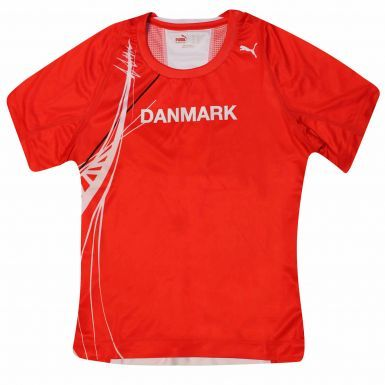 Ladies Denmark Football Shirt by Puma
