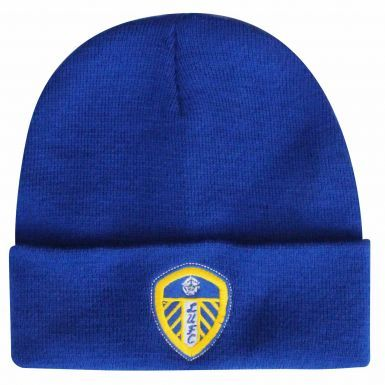 Official Leeds United Football Crest Bronx Hat