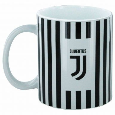 Official FC Juventus (Serie A) Football Crest Ceramic Mug