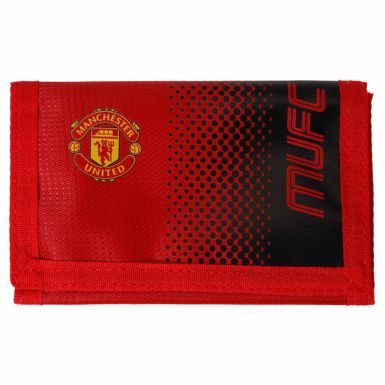 Manchester United Nylon Money Wallet
