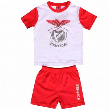 Official SL Benfica Kids Pyjamas Set