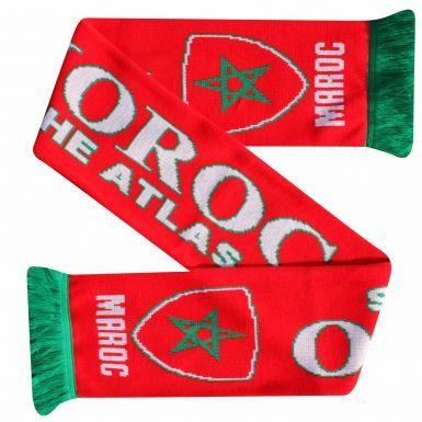 Morocco (Maroc) World Cup Football Scarf