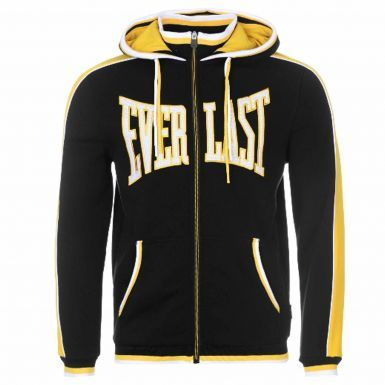 Everlast Boxing Zipped Jacket With Hood for Leisurewear