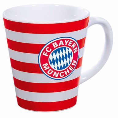 Official Bayern Munich Crest Ceramic Coffee Mug (11oz)