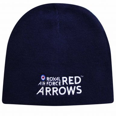 Official Royal Air Force (RAF) Red Arrows Beanie Hat