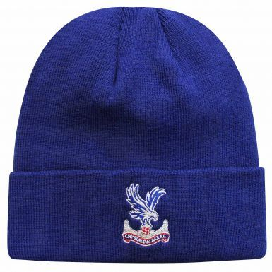 Official Crystal Palace Winter Warmers Hat & Scarf Gift Set