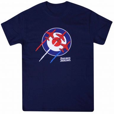Official Royal Air Force (RAF) Red Arrows T-Shirt
