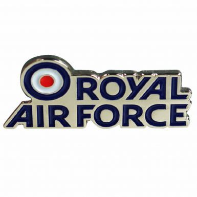 Official Royal Air Force (RAF) Ensign Pin Badge