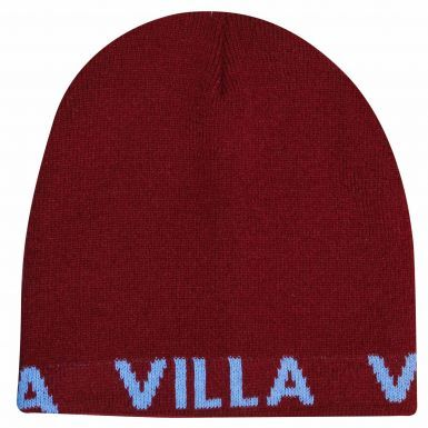 Official Aston Villa Beanie Hat (Adults)