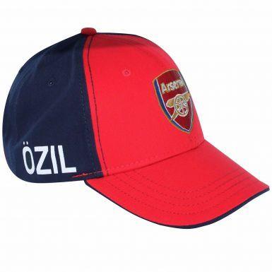 Official Mesut Ozil and Arsenal FC Baseball Cap