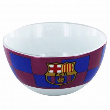 Official FC Barcelona Breakfast Cereal Bowl