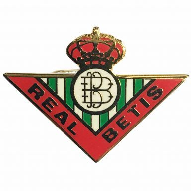 Real Betis Crest Pin Badge