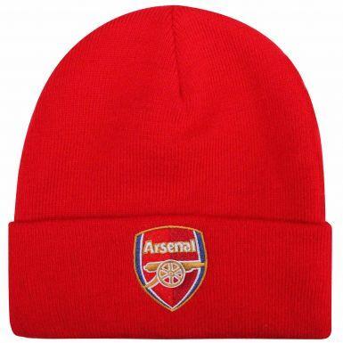 Official Arsenal FC (Premier League) Crest Bronx Hat