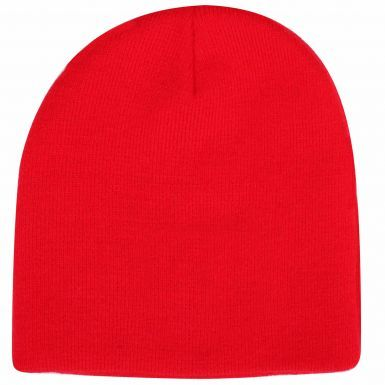 Official Arsenal FC (Premier League) Crest Beanie Hat (Adults)