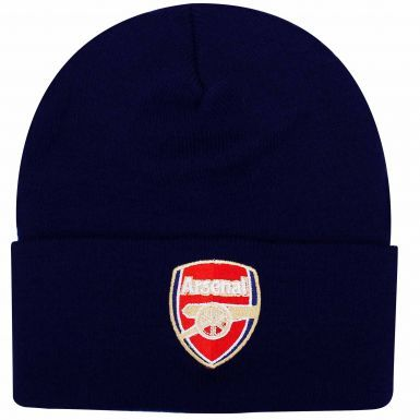 Official Arsenal FC Crest Bronx Hat (Adults)