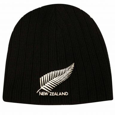 Insulated New Zealand Rugby Beanie Hat (Adults)