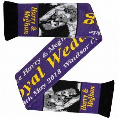 Prince Harry & Meghan Markle Royal Wedding Souvenir Scarf