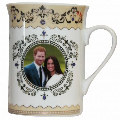 Prince Harry & Meghan Royal Wedding Souvenir Mug