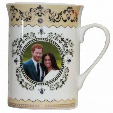Prince Harry & Meghan Royal Wedding Souvenir Mug