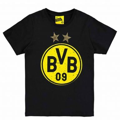 BVB Borussia Dortmund Kids T-Shirt for Leisurewear