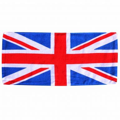 Union Jack Bar Towel for the Home or Pub (100% Cotton)