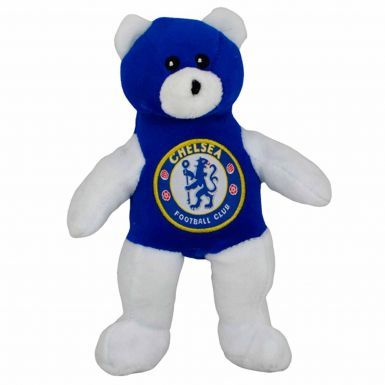 Official Chelsea FC Plush Beanie Bear