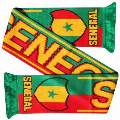 Senegal Football Fans Scarf