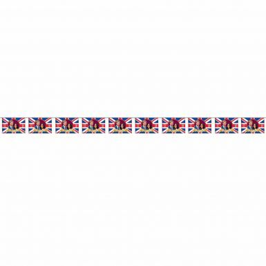 Giant Prince Harry & Meghan Royal Wedding Bunting (10 Flags)
