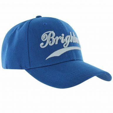Brighton 3D Soccer Baseball Cap