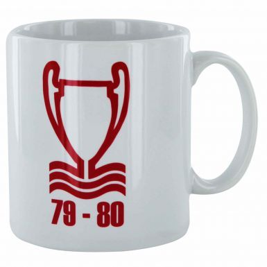 Official Brian Clough & Nottm Forest Champions Mug