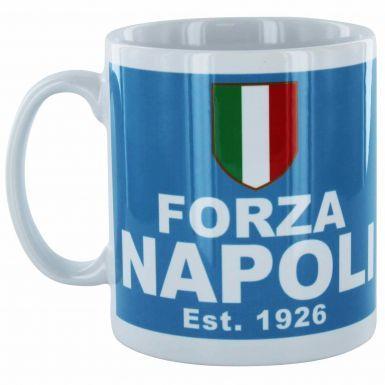 Napoli & Diego Maradona 11oz Ceramic Mug