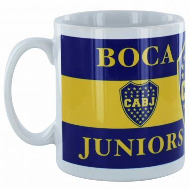Boca Juniors Crest 11oz Ceramic Coffee Mug