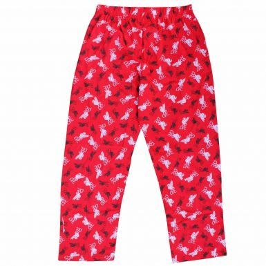 Official Adults Liverpool FC Lounge Pants (100% Cotton)