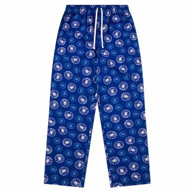 Official Adults Chelsea FC Lounge Pants