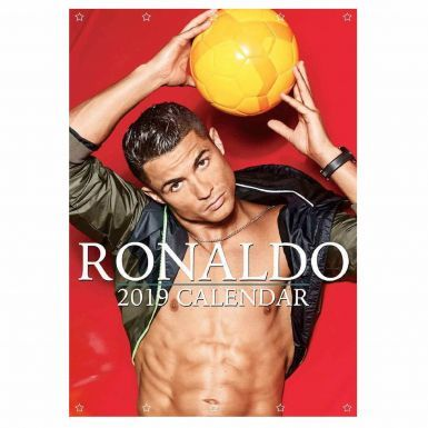 Cristiano Ronaldo (FC Juventus) 2019 Calendar (Full Colour 420mm x 297mm)