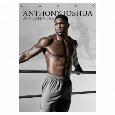 Anthony Joshua World Boxing Champion 2019 Calendar (A3 420mm x 297mm)