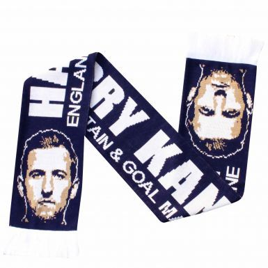 Harry Kane (England & Spurs) Super Striker Fans Scarf (100% Acrylic)