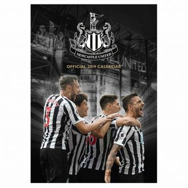 Official Newcastle United 2019 Football Calendar (A3)