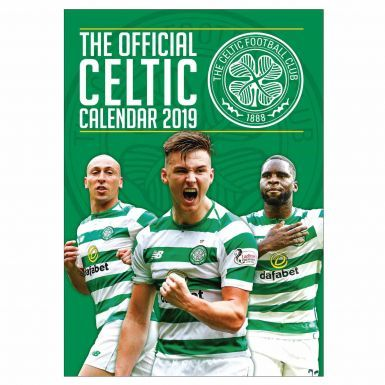 Official Celtic FC 2019 Football Calendar (A3)