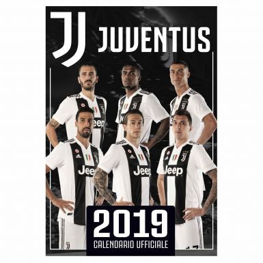 Official FC Juventus (Serie A) 2019 Football Calendar (A3)