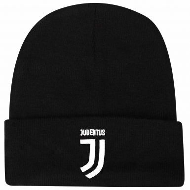 Official FC Juventus Crest (Serie A) Bronx Hat