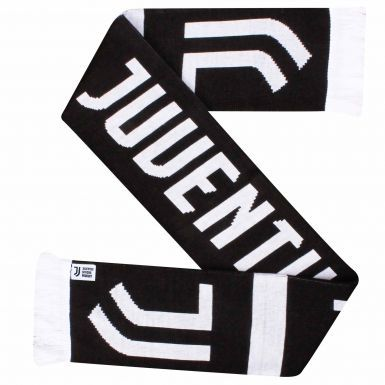 Official FC Juventus (Serie A) Crest Scarf
