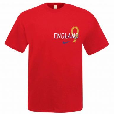 England Casual T-Shirt by Nike