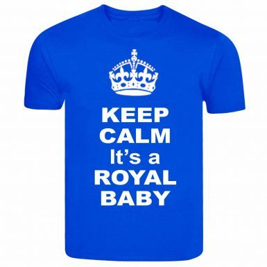 Prince Harry & Meghan Keep Calm It's A Royal Baby T-Shirt