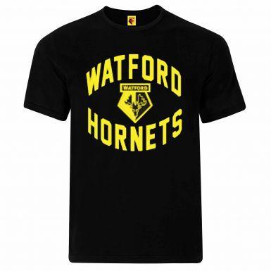 Official Watford FC Hornets Premier League T-Shirt