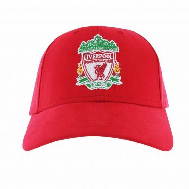 Official Liverpool FC (Premier League) Baseball Cap (100% Cotton)