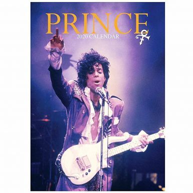 Prince Music Icon & Legend 2020 Calendar (Full Colour A3 420mm x 297mm)